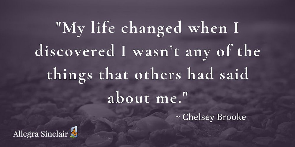 Chelsey Brooke quote
