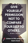 It's Ok To Be Who You Are, Wisdom From Kim Coles